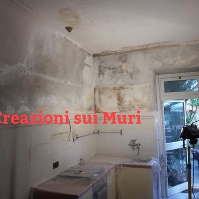Creazioni sui Muri