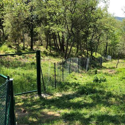 Montaggio recinzione in rete metallica arezzo
