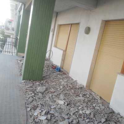 demolizione balconi verande