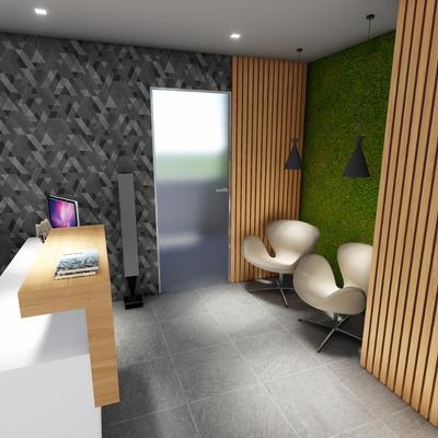 B&b reception rendering