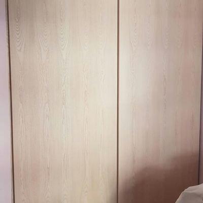 armadio con 2 ante sorrevoli