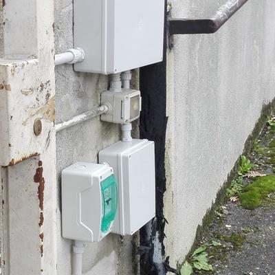 Impianto citofonico GSM MEXAGE DRIN PASSEPARTOUT