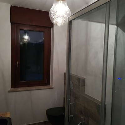 Ristrutturazione parziale di un appartamento