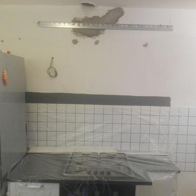 Montaggio mobili cucina