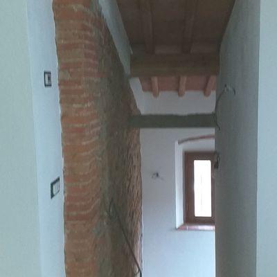 Ristrutturazione Vecchio Casale Vinci Località Faltognano