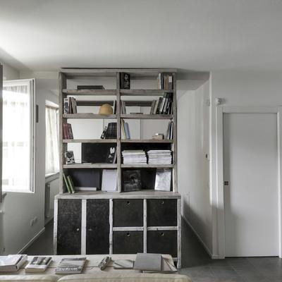 Studio flat Interior