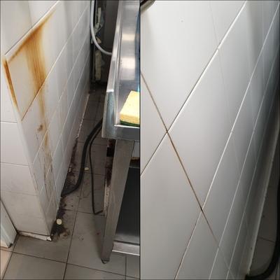Pulizia e sanificazione cucina