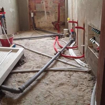 Stesura impianto idraulico