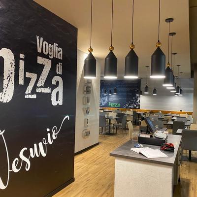 Pizzeria VESUVIO MODENA