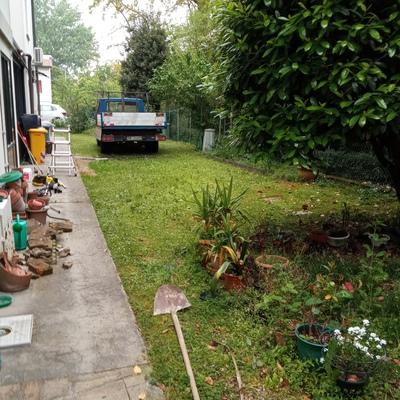 Giardinaggio a prezzo di competenza