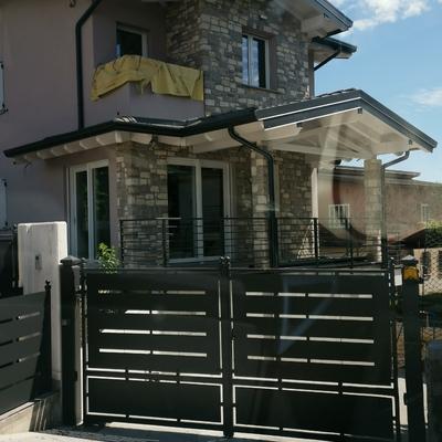 cancello monoblocco  mod nico