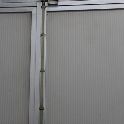 Contatto magnetico in metallo autoprotetto  (installazione industriale)