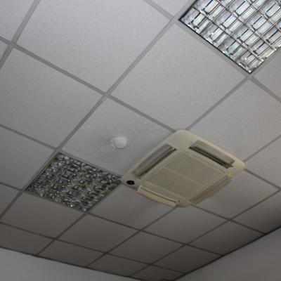 Sensore di rilevamento fumo (installazione industriale)