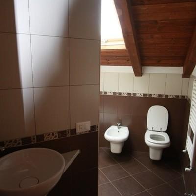 bagno creato nella massarda
