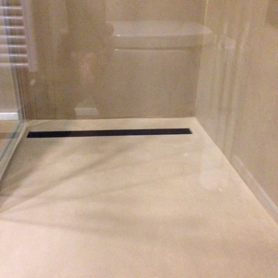 Piatto doccia.