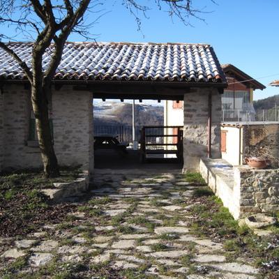 Cascina - il Pavaglione a Castino - Ingresso