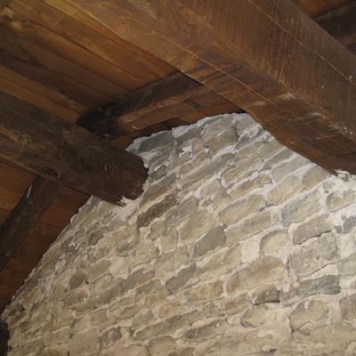 Cascina - il Pavaglione a Castino - tetto