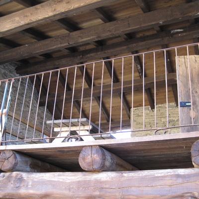 Cascina - il Pavaglione a Castino - terrazzo