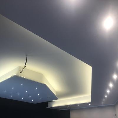 Cartongessi personalizzati con illuminazione LED