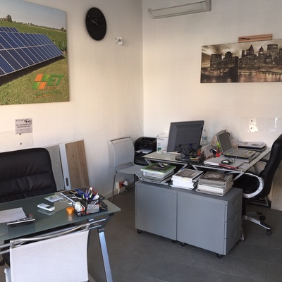 VISTA INTERNO UFFICIO ET ENERGY