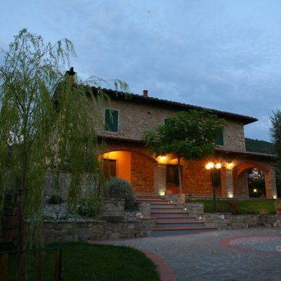 works in Tuscany