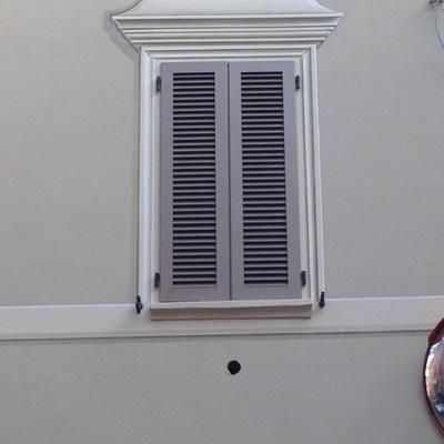 particolare di una finestra