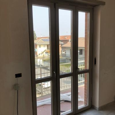 Porta Finestra 3 Ante