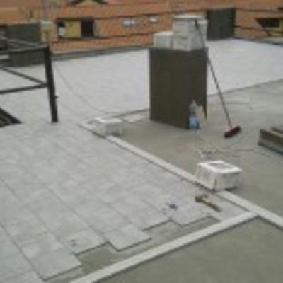 terazza collocazzione pavimento e impermealizazione