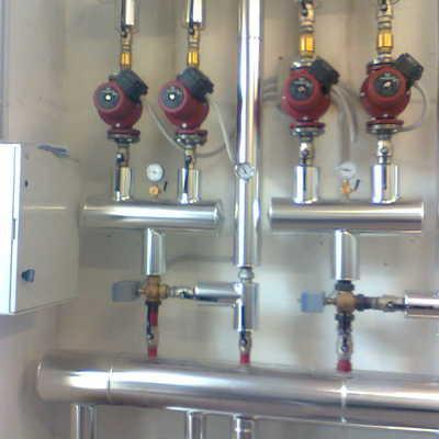 Impianti idrici e Termici
