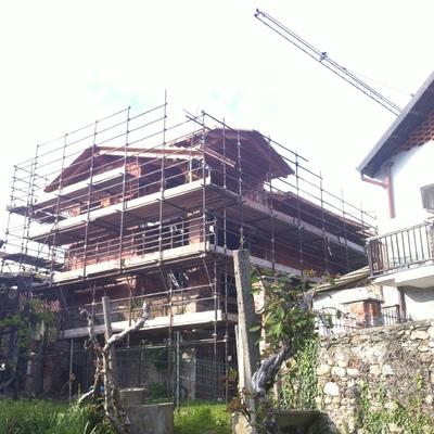Ristrutturazione fabbricato residenziale