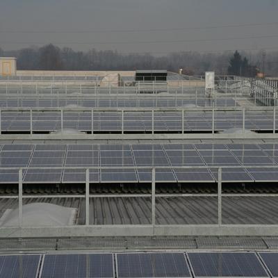 Centrale fotovoltaica 1Mw