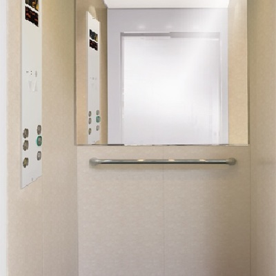 Esempio interno cabina