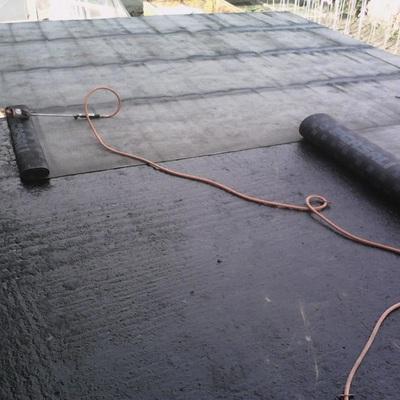Impermeabilizzazione terrazzo