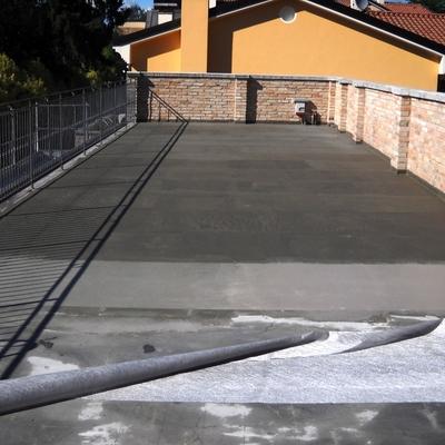 Impermeabilizzazione tetto piano