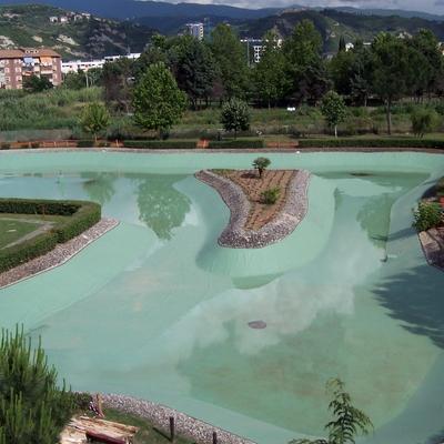 Impermeabilizzazioni laghi artificiali
