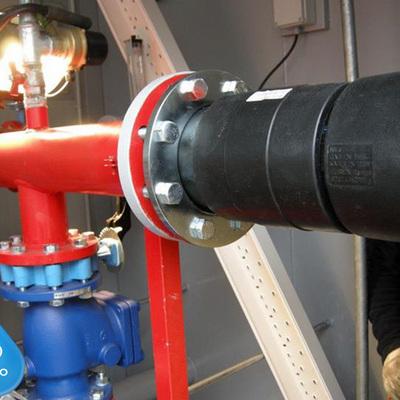 Impianti antincendio con centrale di pompaggio