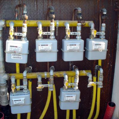 Impianto Adduzione e Distribuzione Metano
