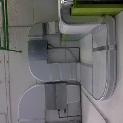 Impianto condizionamento/riscaldamento