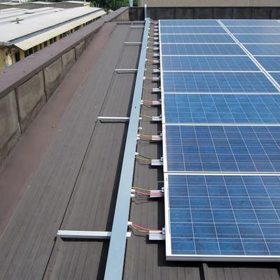 Impianto fotovoltaico 140 kW