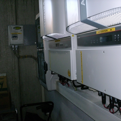 Impianto fotovoltaico 19,6 kWp