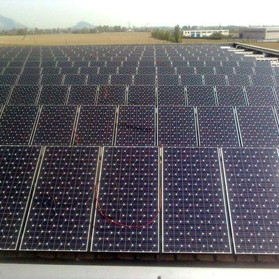 Impianto fotovoltaico 99 Kw
