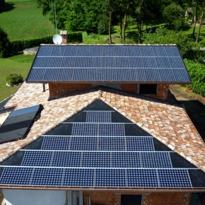 Impianto fotovoltaico da 15 kWp Sunpower
