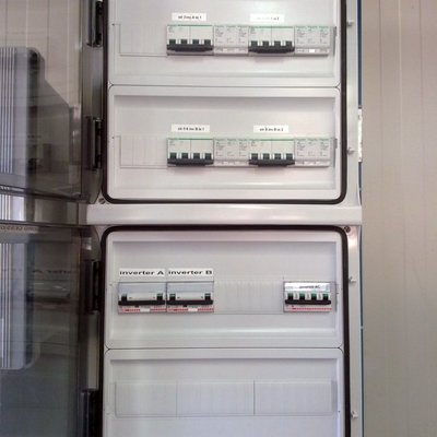 Impianto fotovoltaico da 19,6 kW