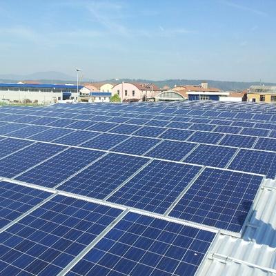 Impianto Fotovoltaico da 99.00 kWp, zona Santa Croce Sull'Arno