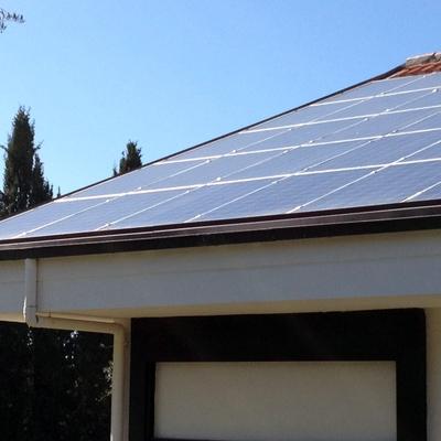 Impianto fotovoltaico integrato da 19,74 kWp