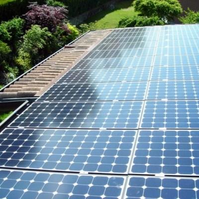 Impianto fotovoltaico Sunpower Totalmente Integrato
