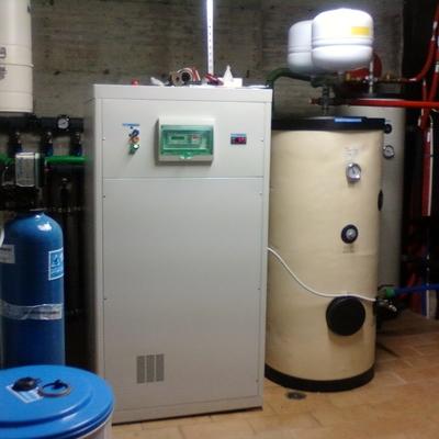 impianto geotermico pompa calore geosolare