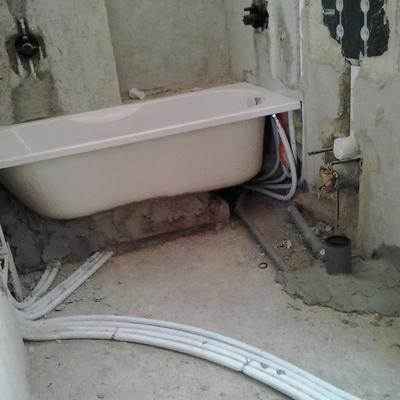 Geom sergio barone napoli - Impianto idraulico bagno ...