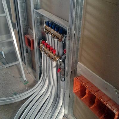 impianto idraulico sanitario