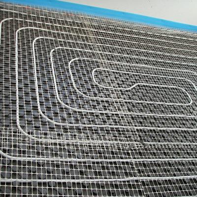 Impianto pannelli  radianti a pavimento1